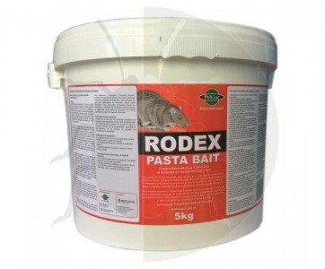 Raticid Rodex Pasta Bait
